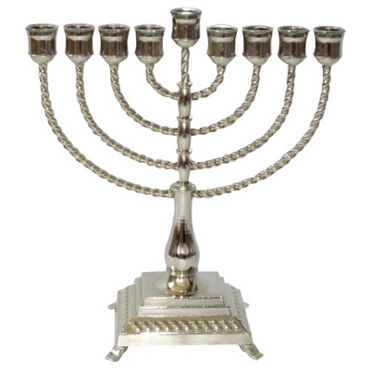 Picture for category Traditional Menorahs